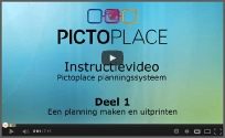 Instructievideo Pictoplace Deel 1